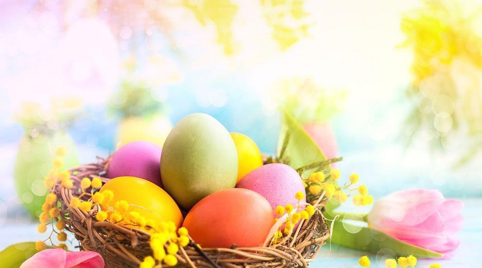 Колко време великденските яйца са безопасни за ядене