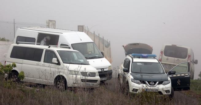Испанската полиция е намерила телата на германска жена и нейния