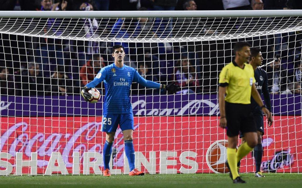 Наставникът на Реал Мадрид Зинедин Зидан призна съвсем открито, че