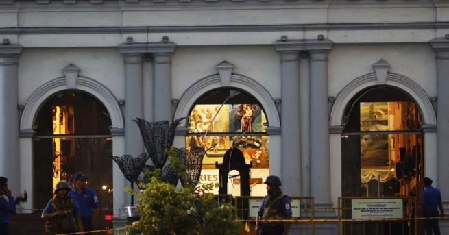Посолството на САЩ в Шри Ланка призова хората да стоят