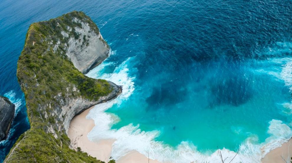 7 от най-необичайните плажове по света (ВИДЕО)