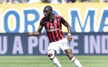 Бакайоко бяга от Милан заради расизъм?