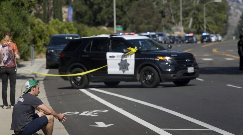 Стрелецът в Калифорния се вдъхновил от нападателя от Крайстчърч (СНИМКИ)