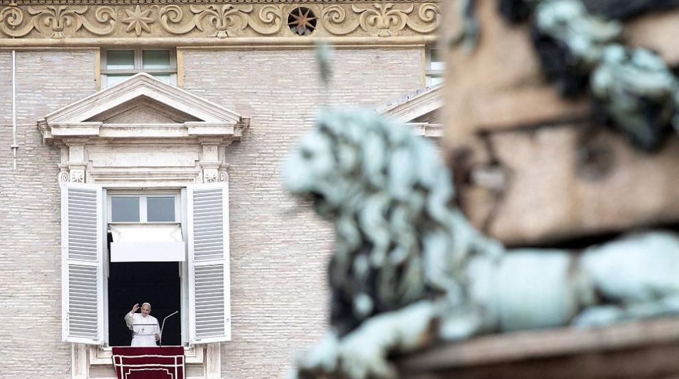 Папа Франциск с поздрав за Великден