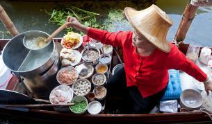 <p><strong>Кралицата на Банкок</strong> - от улицата до върха на света</p>