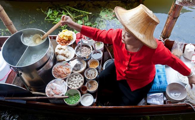 Кралицата на Банкок - от улицата до върха на света