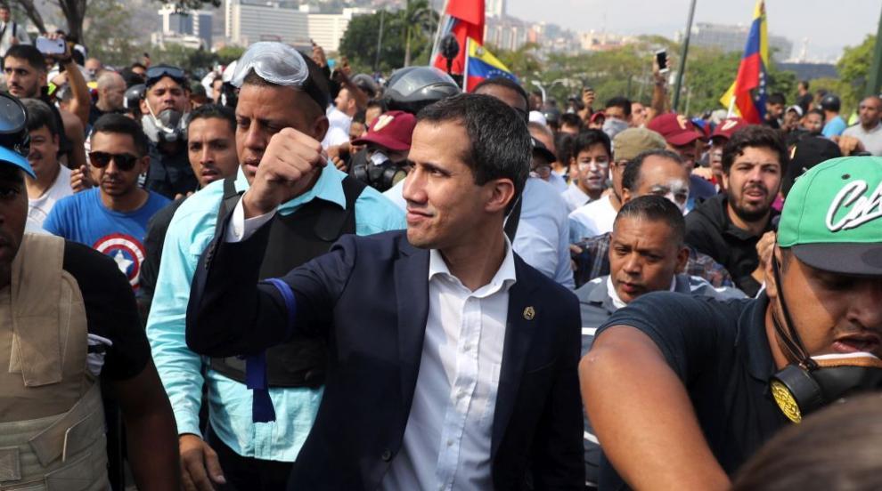 Венецуела обмисля да свика предсрочни избори за контролирания от...