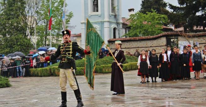 Днес Панагюрище почита 144 години от Априлското въстание без официални