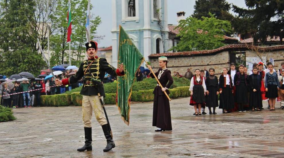 Панагюрище отбелязва 144 години от Априлското...