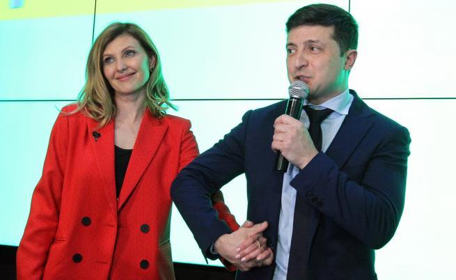 Съпругата на Зеленски купила апартамент за половината от пазарната му цена
