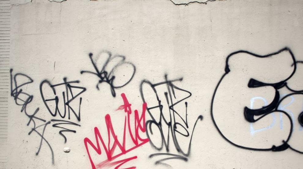 Столичният инспекторат е почистил 18 места с графити в центъра на София