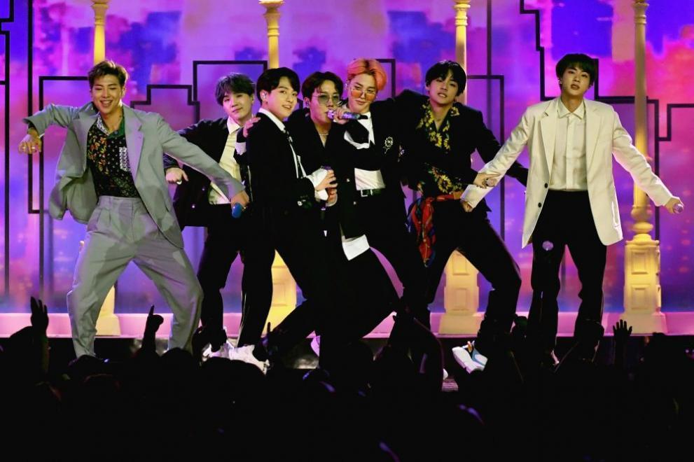 BTS група