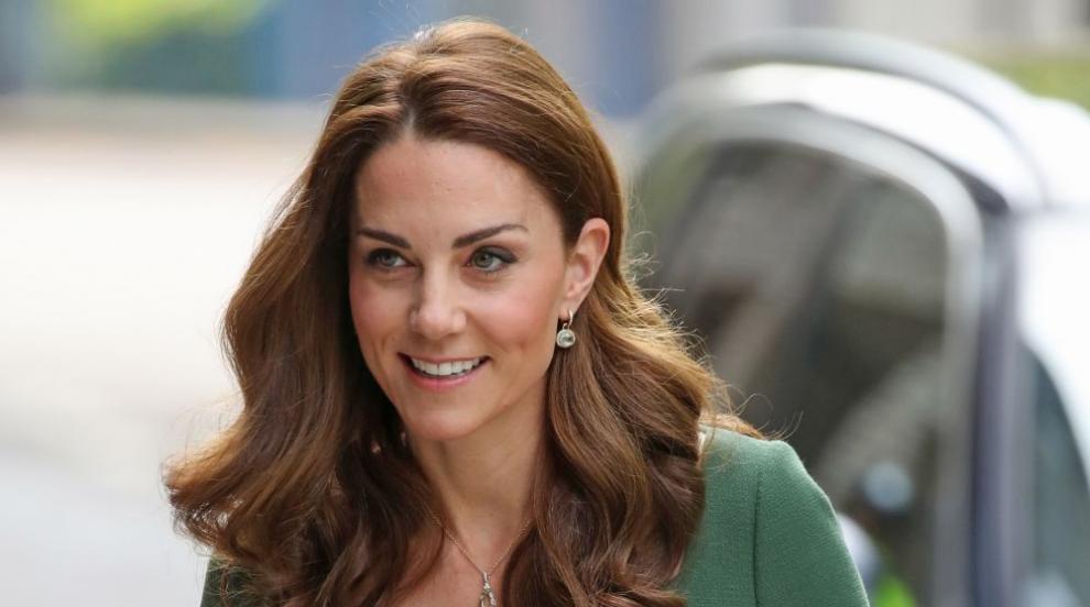 Кое е общото между Херцогиня Кейт и Мадона? (СНИМКИ)