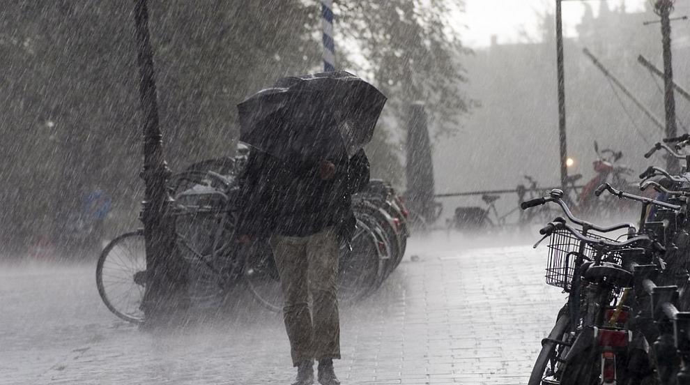Червен код за опасност от наводнения в Северна Румъния