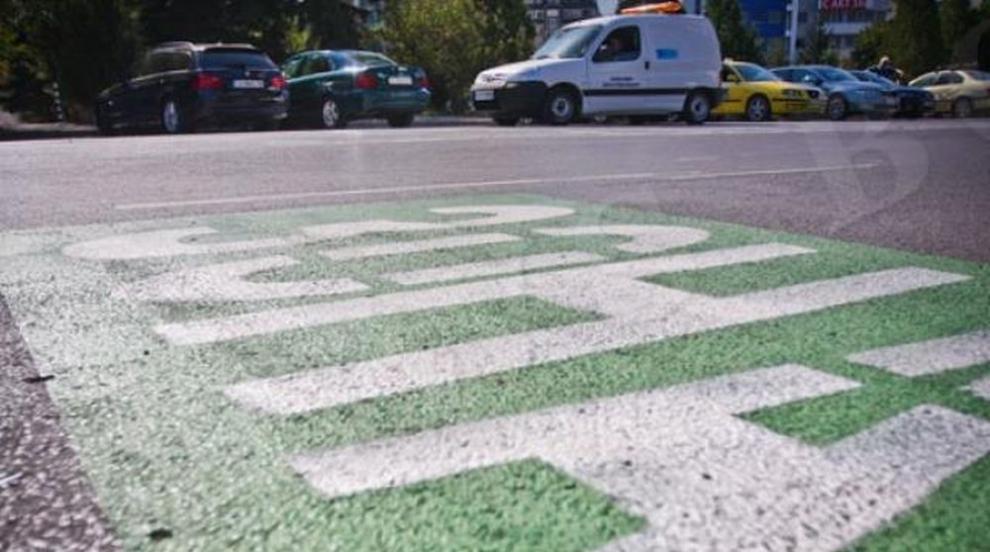 Солени глоби за паркиране в зелени площи и по тротоари