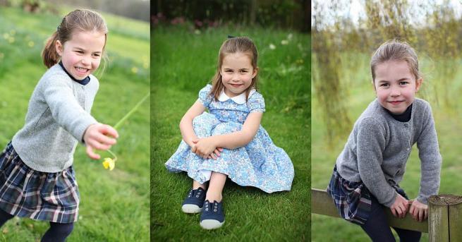 И второто дете херцозите на Кеймбридж Уилям и Кейт –