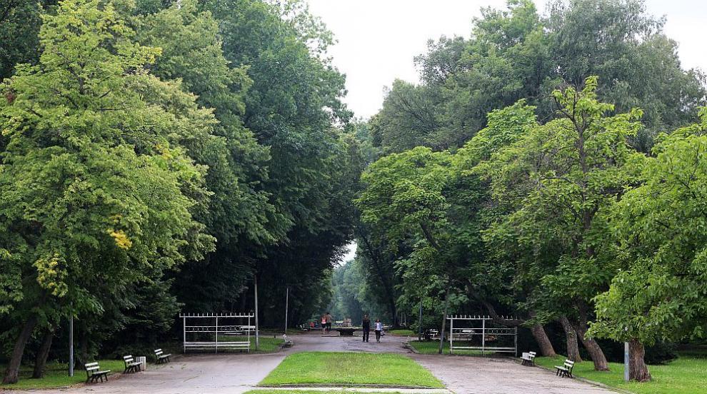 Ремонтът на Западния парк в София ще продължи поне до есента, причината -...