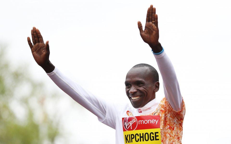 Кипчоге продължава да вярва в маратон под 2 часа