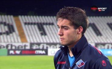 Илия Димитров: Ще се завърна в Левски