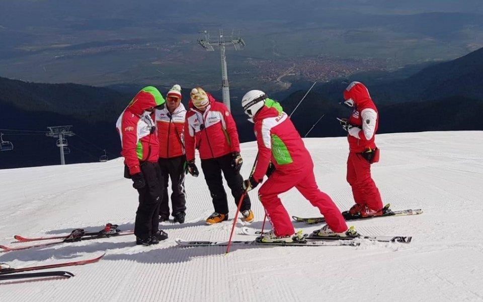 Националите по ски ще тренират до Гергьовден на Банско