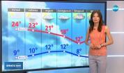 Прогноза за времето (03.05.2019 - обедна емисия)