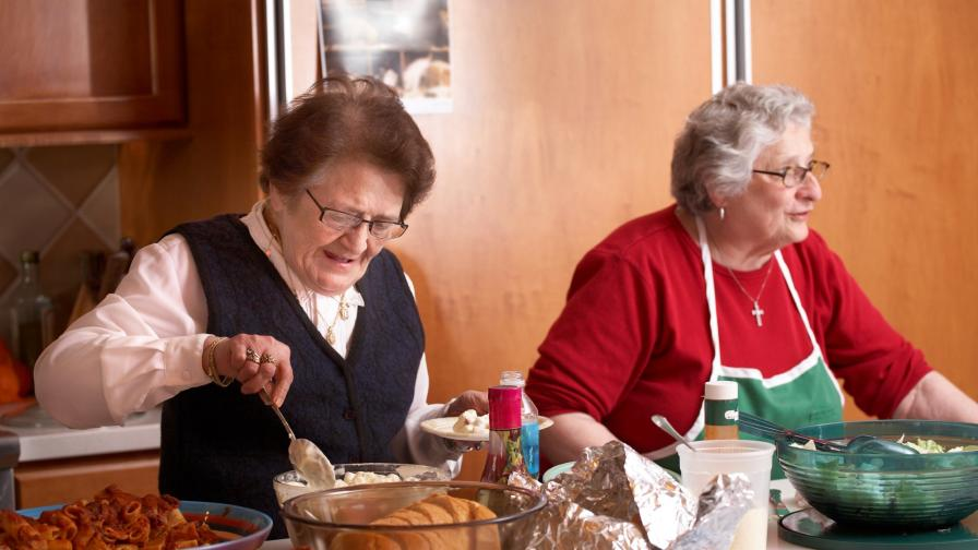 <p>Кулинарните съвети на една <strong>италианска баба</strong></p>