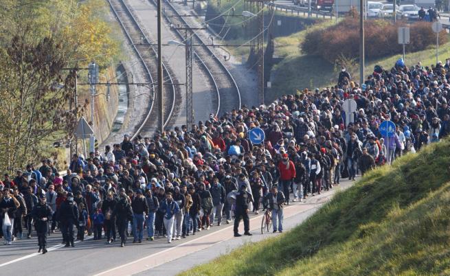 ООН: Унгария лишава мигранти от храна