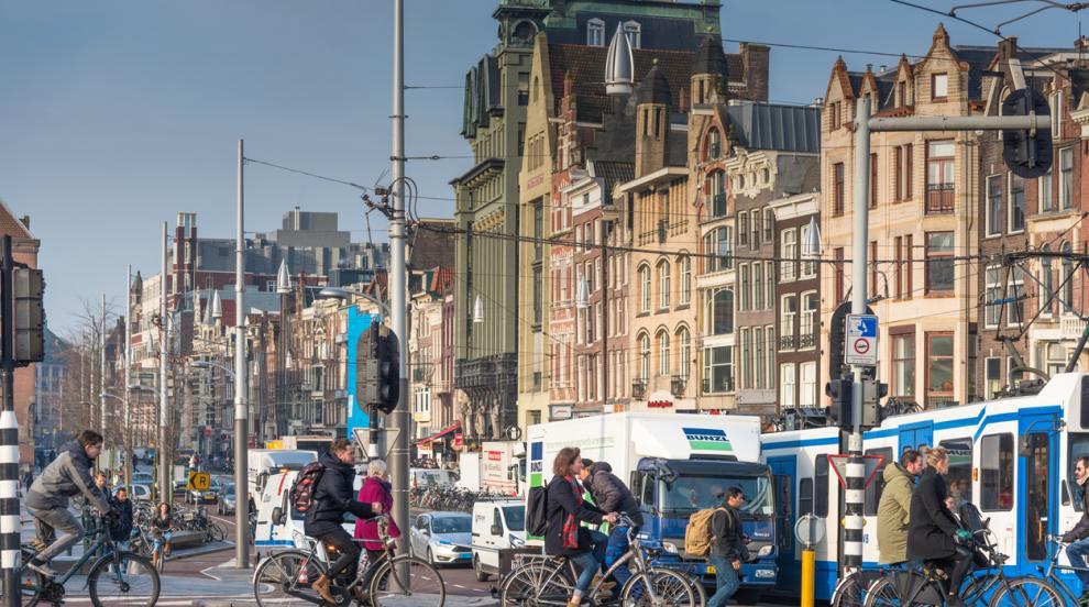 Амстердам се чисти от коли на бензин и дизел (СНИМКИ)