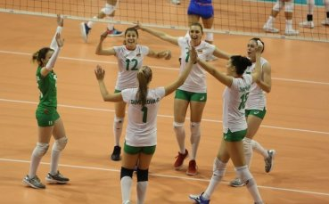 България загуби и третия си мач в Русе