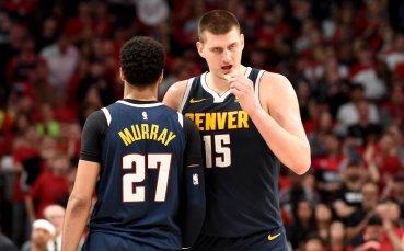 COVID-19 затвори базата на отбор от НБА