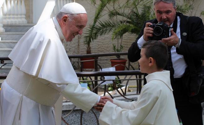 Папа Франциск: Останах много доволен от България