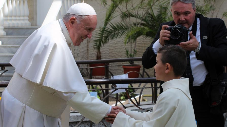 <p>Папа Франциск: Останах много доволен от България</p>