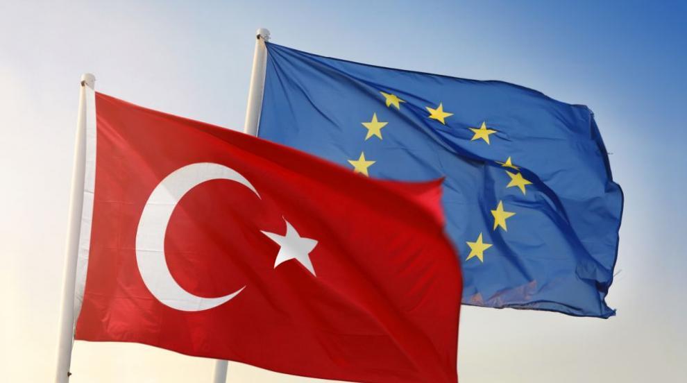 Ердоган: Турция може да прекрати преговорите за членство в ЕС