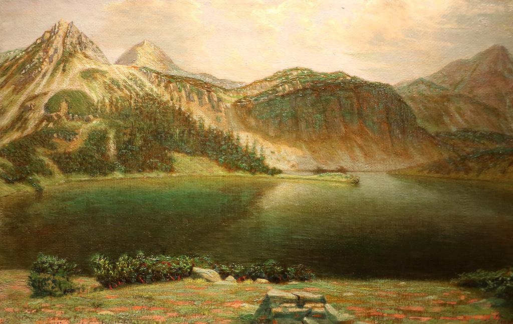 Христо Берберов Рилско езеро