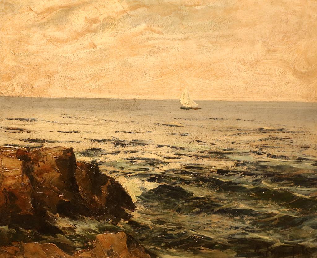 Александър Мутафов Море 1920г.