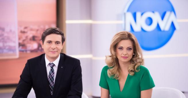 Над 15 часа на живо екипите на Новините на NOVA