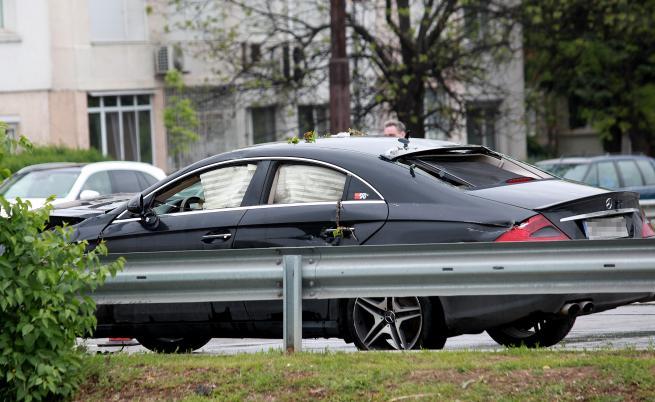 Мъжът, който блъсна 4 деца в София, има 5 нарушения досега