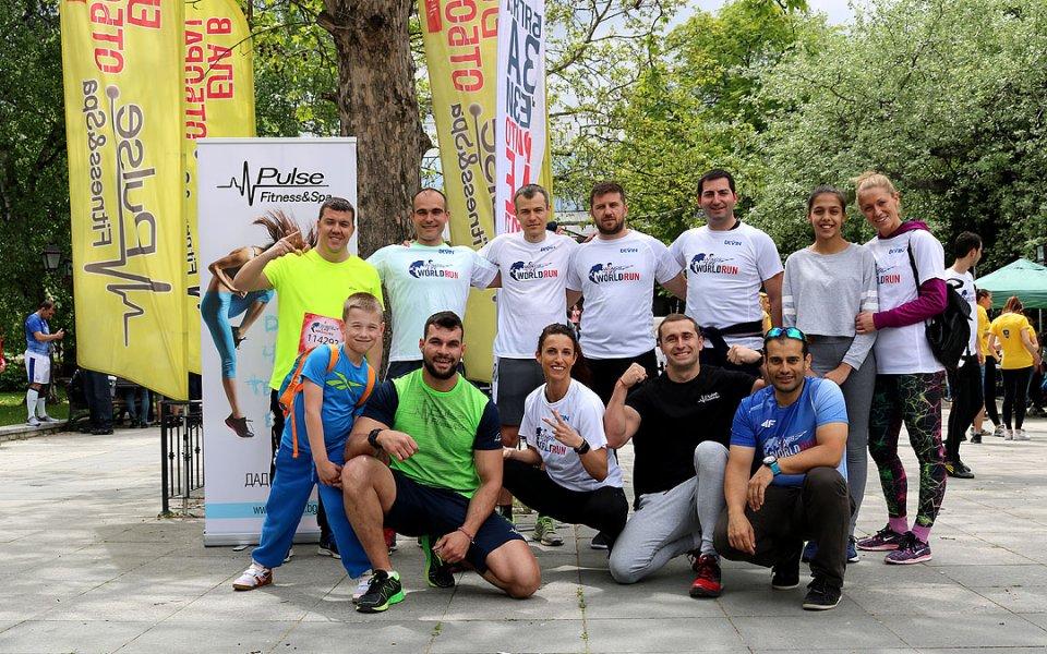 Българин е глобалният победител в индивидуалните рънове на Wings for Life World Run 2019