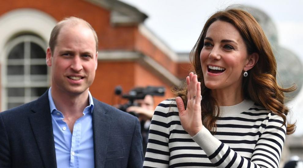 Херцозите на Кембридж се изправят един срещу друг (СНИМКИ)