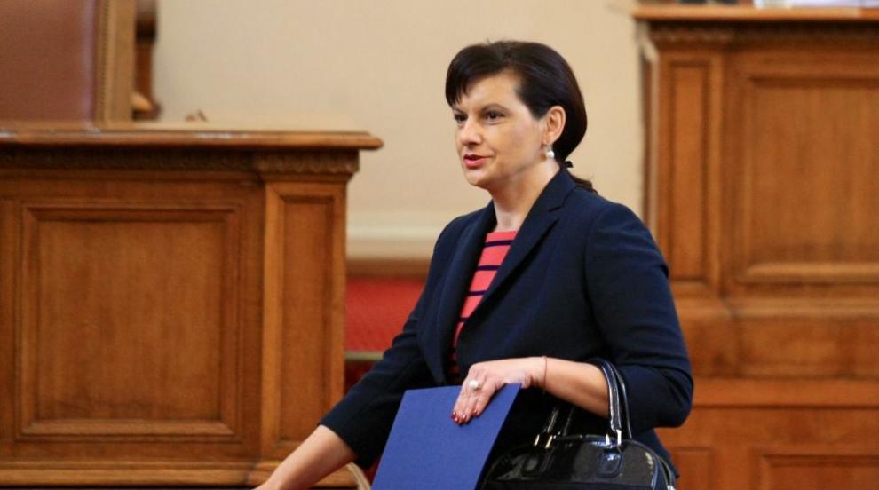 Дариткова: Няма да позволим България да заприлича на...