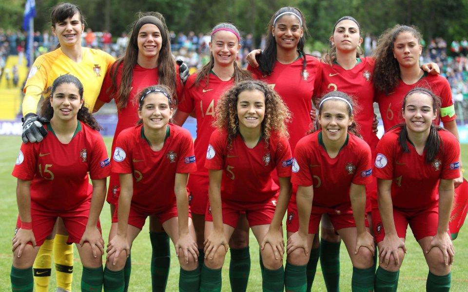 Втора победа за Португалия в българската група ги насочи към полуфиналите