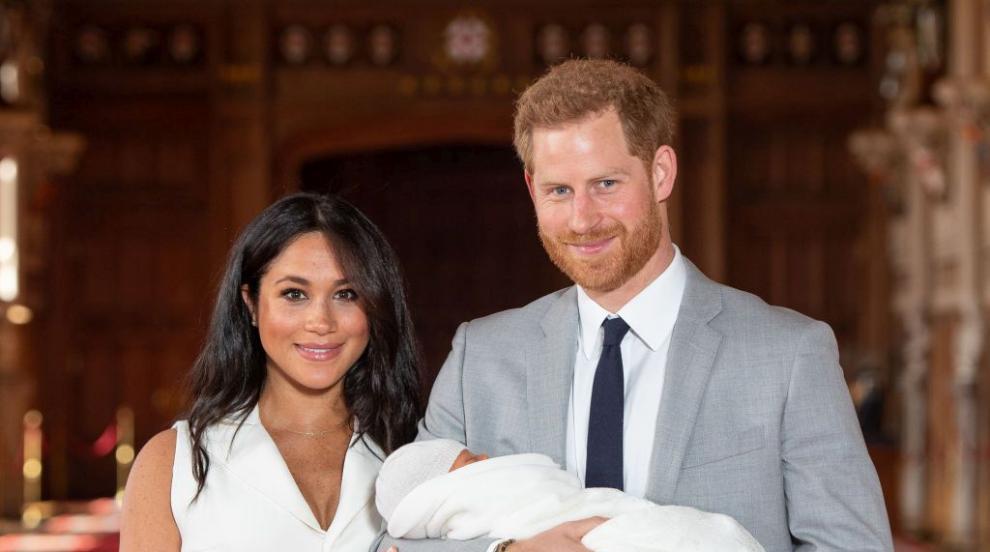 Принц Хари и съпругата му основават нова фондация