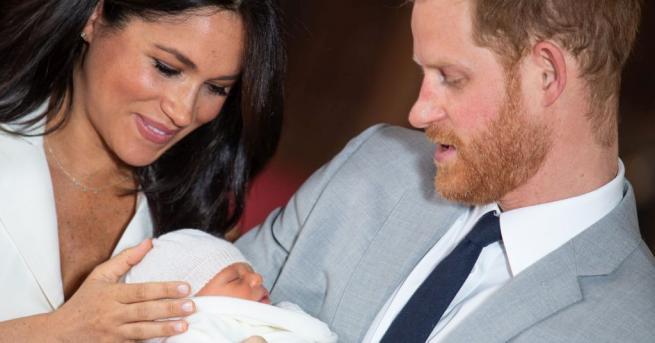 Принц Хари и Меган, херцогинята на Съсекс, публикуваха в Инстаграм