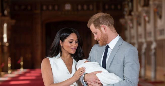 Ремонтът на къщата на принц Хари и Меган Маркъл струва