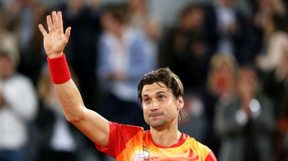 Давид Ферер се сбогува с тениса (СНИМКИ)