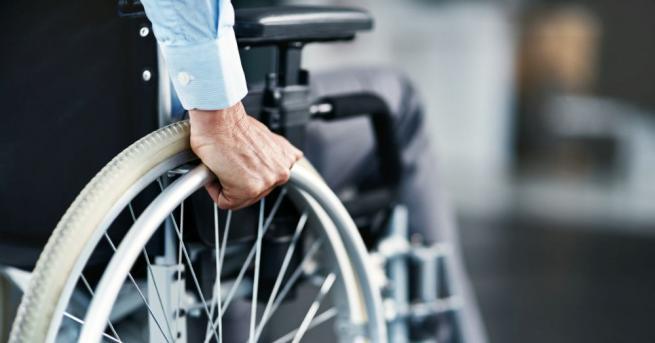 В деня на Европа хора с увреждания излязоха на протест