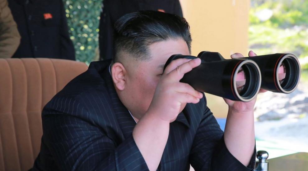 Северна Корея ограничава достъпа до морето, за да...