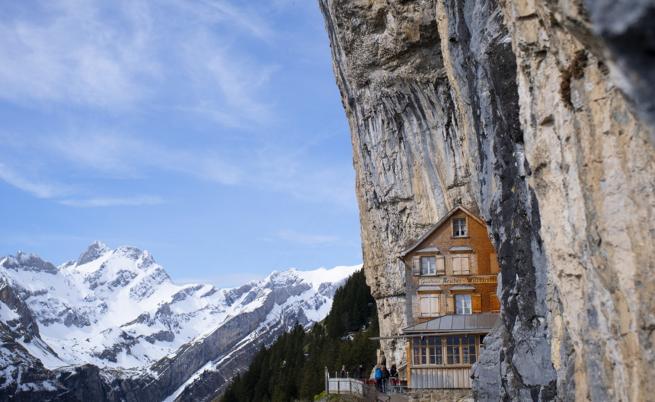 Един от най-известните и трудно достъпни ресторанти в света