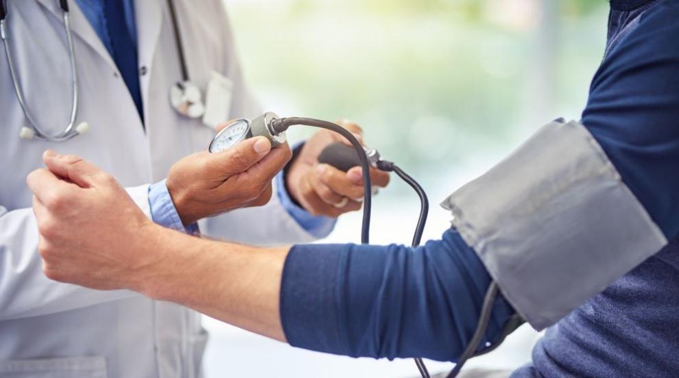 Нараства броят на хората с високо кръвно налягане