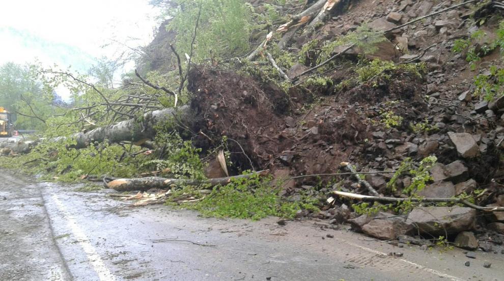 Бурята Юлия спря тока на хиляди домове в Чехия